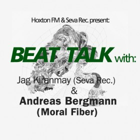 Beat Talk w/Andreas Bergmann
