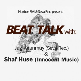 Beat Talk w/Shaf Huse