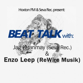 Beat Talk w/Enzo Leep