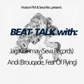 Beat Talk 02 on Hoxton FM radio