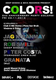 COLORS! 2nd Anniversary