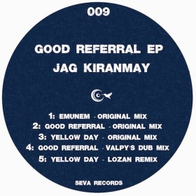 Jag Kiranmay's 'Good Referral' now out!