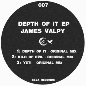 James Valpy's Depth Of It EP out soon ..