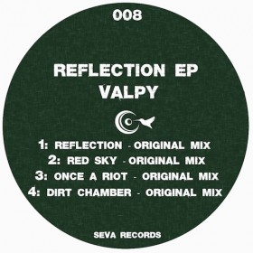 Valpy's EP Reflection out now