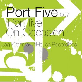 Port Five EP officially out now!